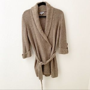 Croft & Barrow Wrap Sweater